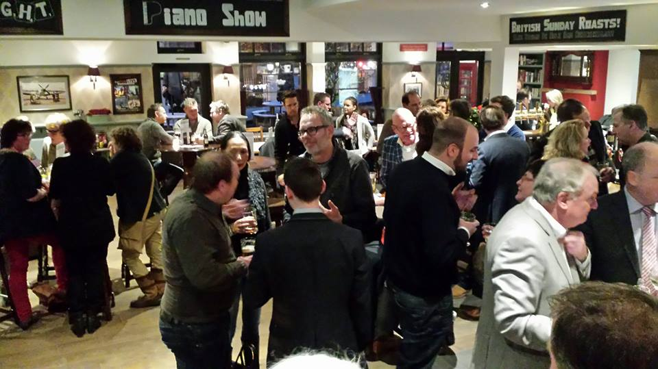 30 januari Borrel Open Coffee Drimmelen